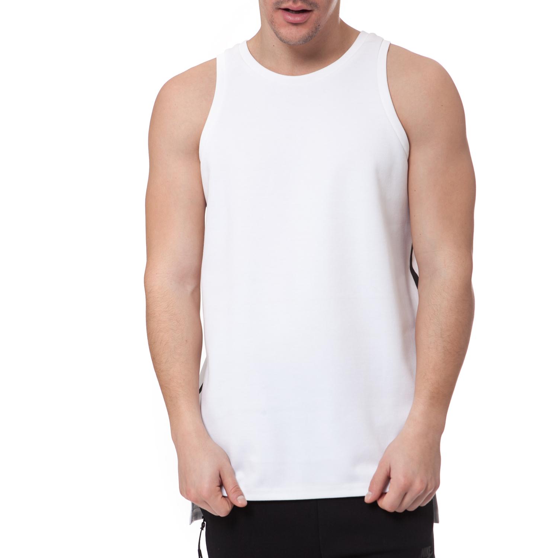 NIKE - Ανδρική μπλούζα NIKE λευκή c72dc06ff9a
