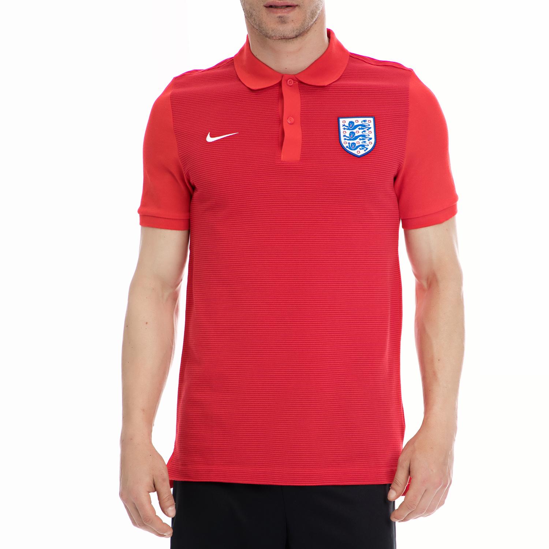 NIKE - Αντρική μπλούζα NIKE κόκκινη