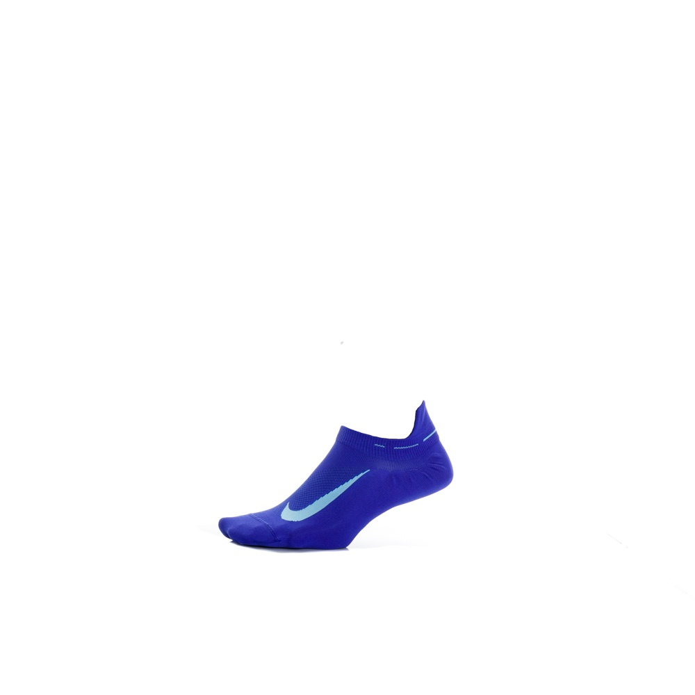 NIKE - Unisex κάλτσες για τρέξιμο Nike EILTE LIGHTWEIGHT NO-SHOW μπλε