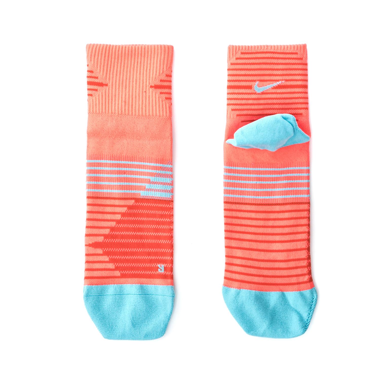 NIKE - Κάλτσες NIKE πορτοκαλί-μπλε γυναικεία αξεσουάρ κάλτσες