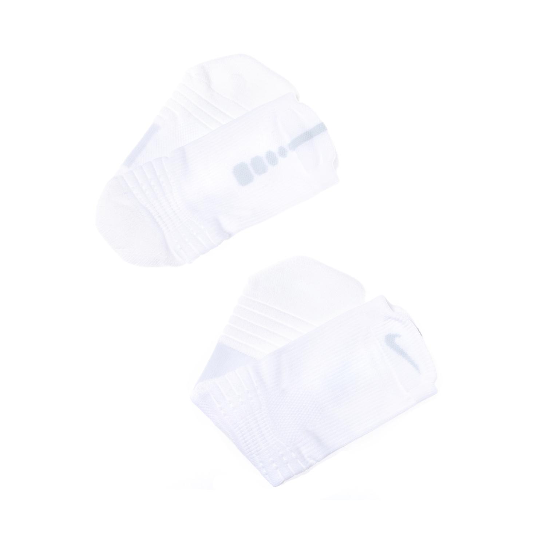 NIKE - Αθλητικές κάτσες NIKE VERSATILITY CREW άσπρες γυναικεία αξεσουάρ κάλτσες