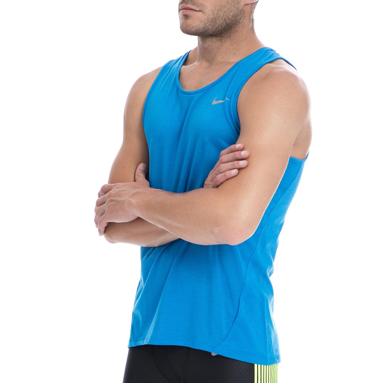 175316e09641 NIKE - Ανδρική μπλούζα NIKE μπλε