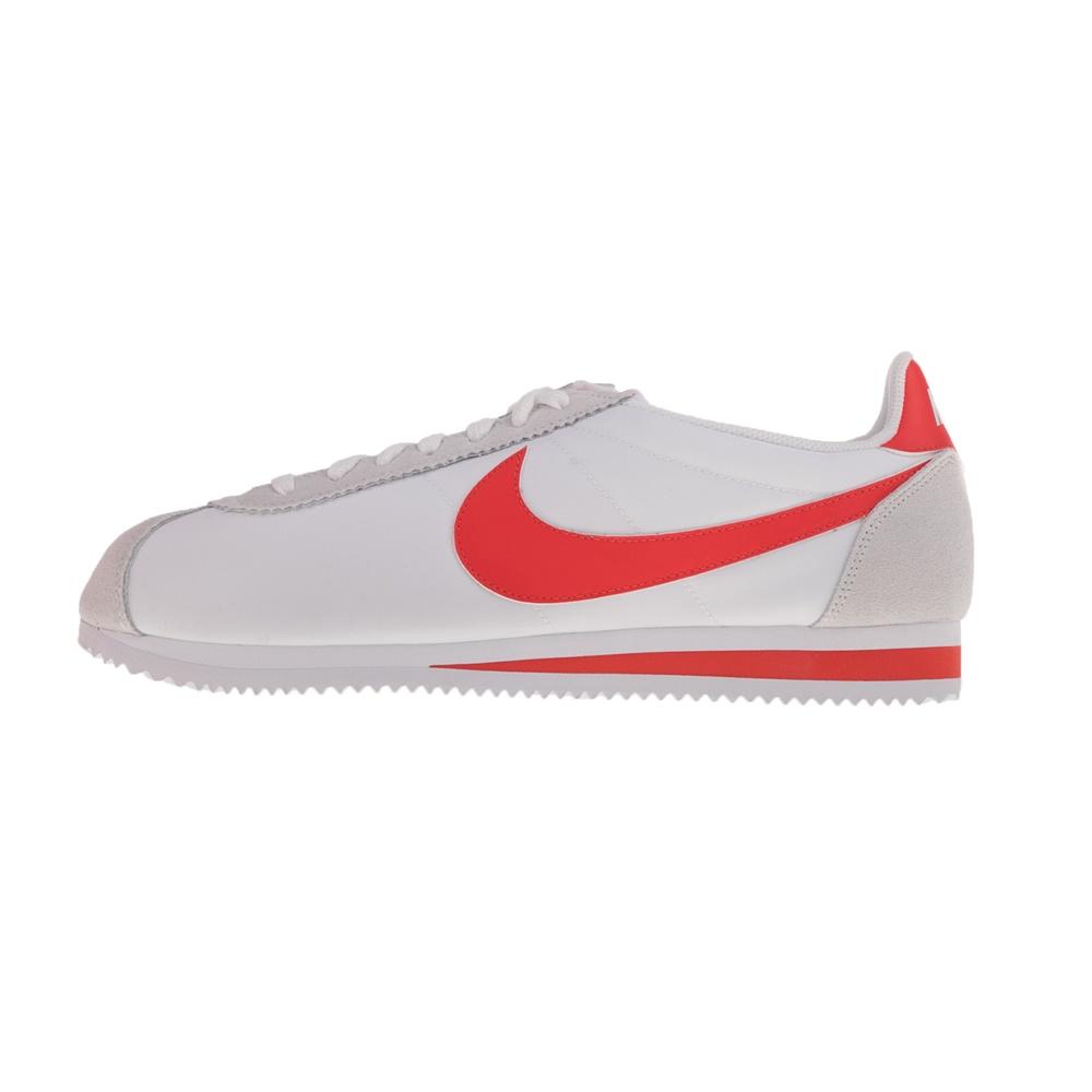 NIKE – Ανδρικά παπούτσια sneakers NIKE CLASSIC CORTEZ γκρι κόκκινο