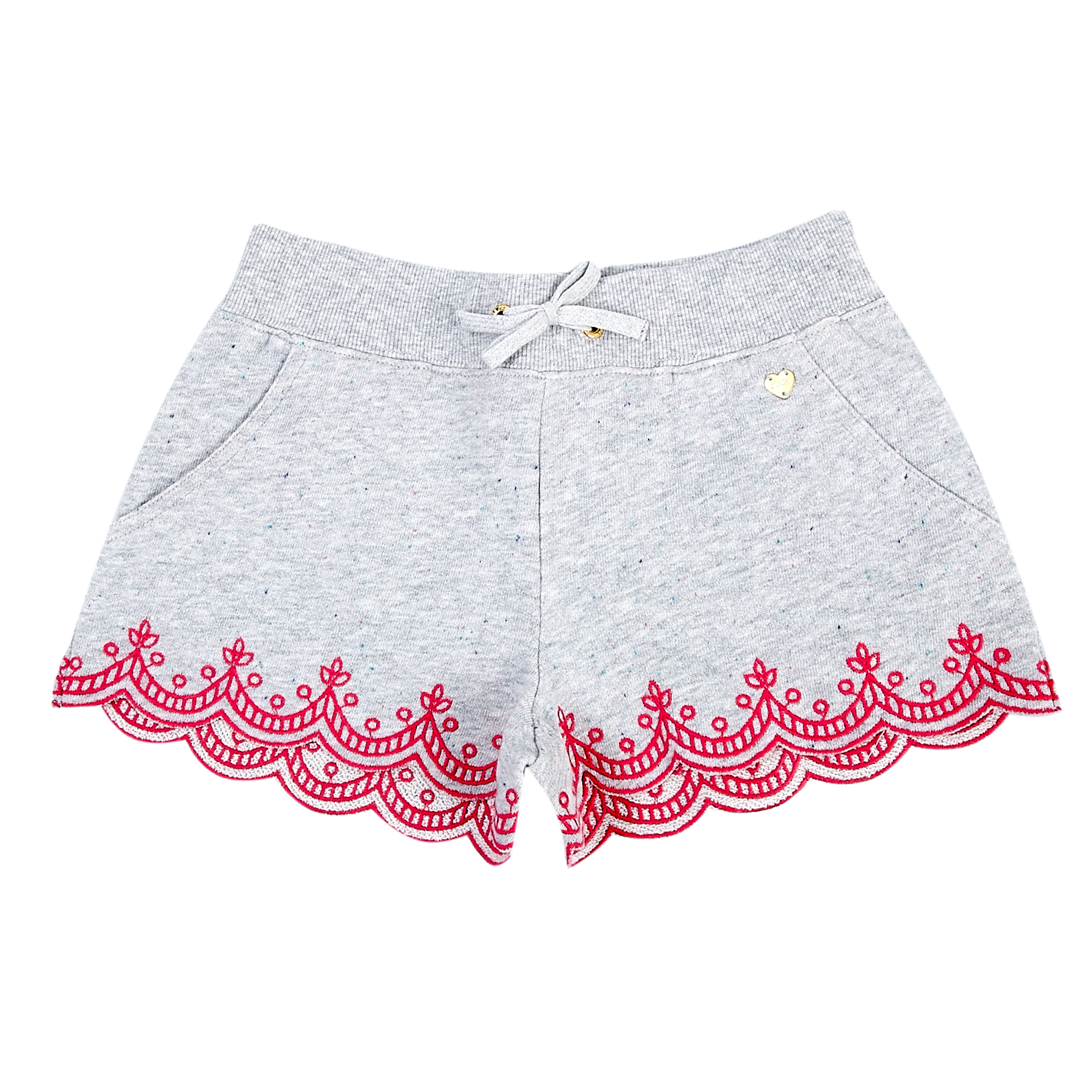 324a492522d JUICY COUTURE KIDS - Παιδικό σορτς Juicy Couture γκρι