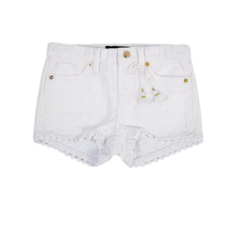58de4c1ba39 JUICY COUTURE KIDS - Παιδικό σορτς Juicy Couture λευκό