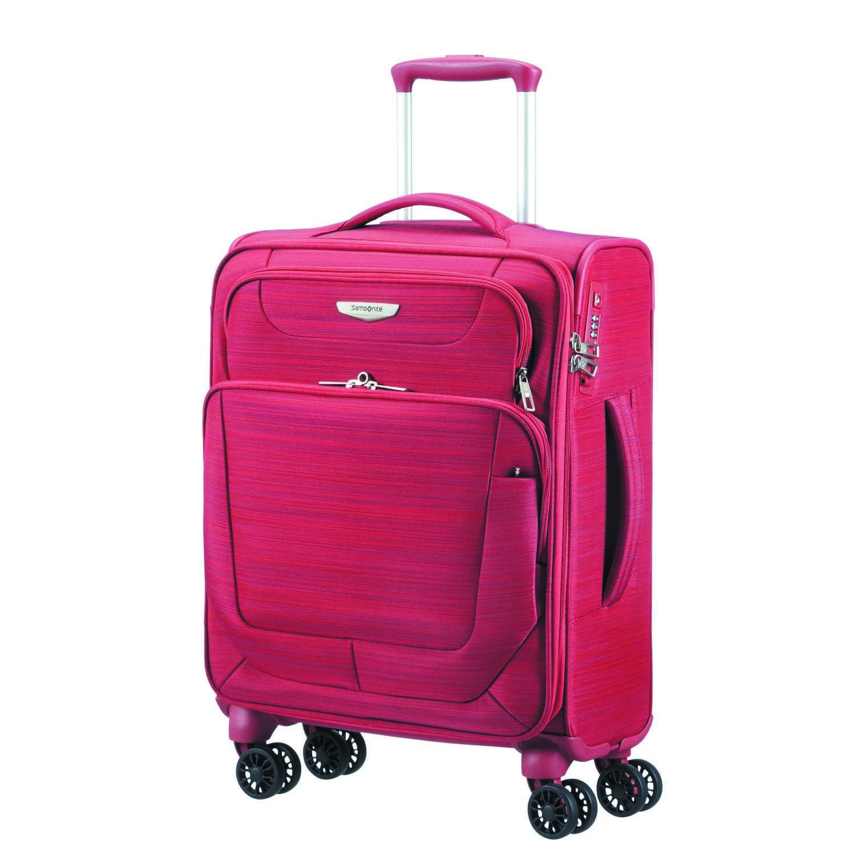 SAMSONITE - Βαλίτσα καμπίνας SPARK SPINNER 55/20 κόκκινη γυναικεία αξεσουάρ είδη ταξιδίου βαλίτσες καμπίνας