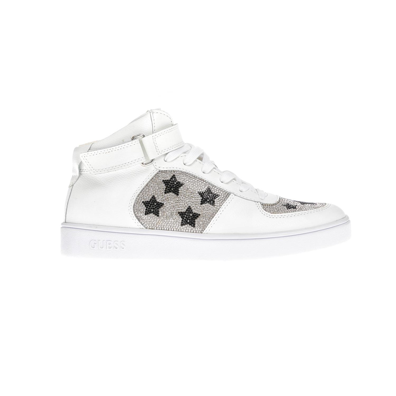 GUESS – Γυναικεία sneakers GUESS άσπρα b034831a18d