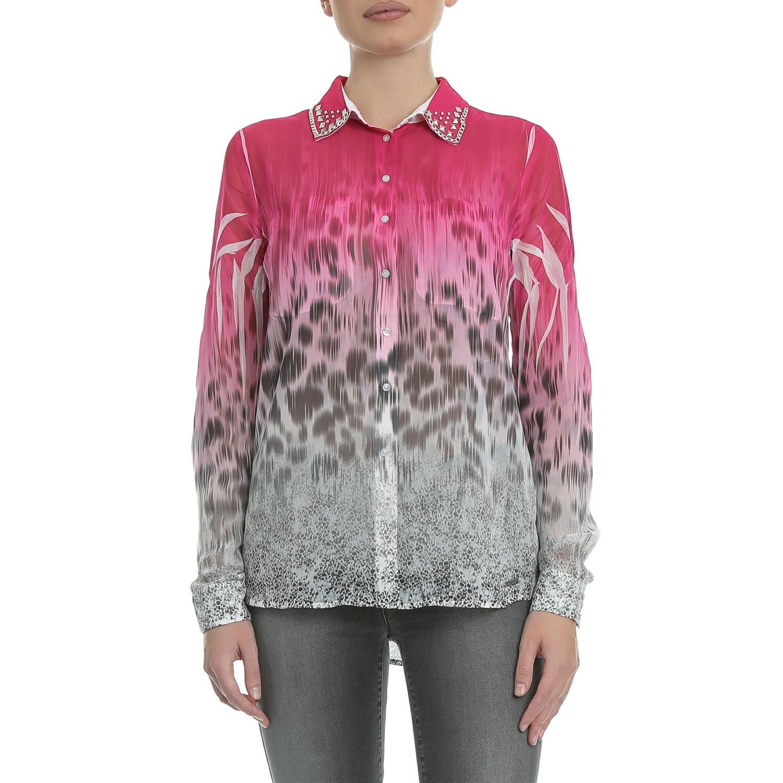 49d33b0c6a95 GUESS - Γυναικείο πουκάμισο Guess Louis εμπρμέ