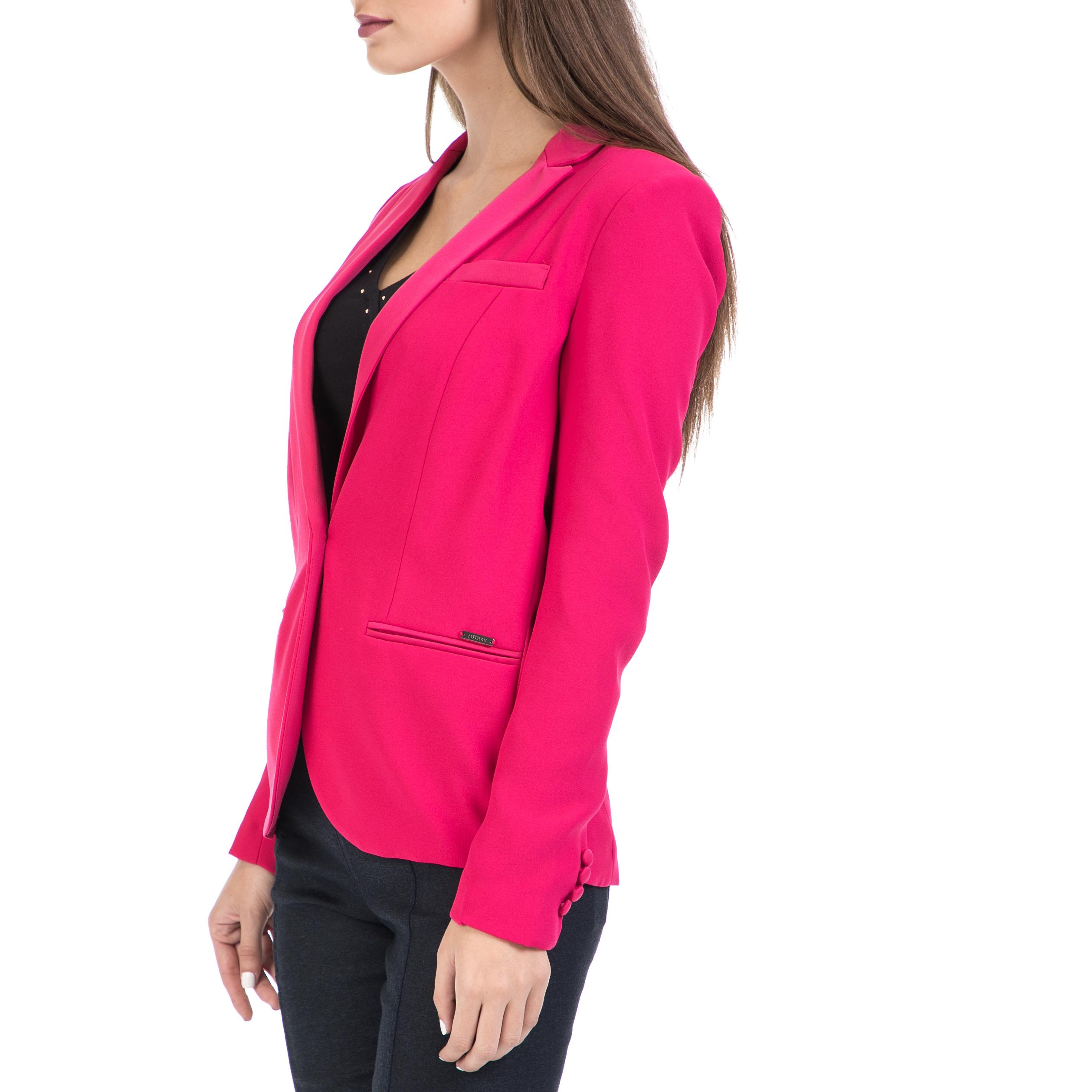981500ceabb0 GUESS - Γυναικείο σακάκι GUESS ροζ
