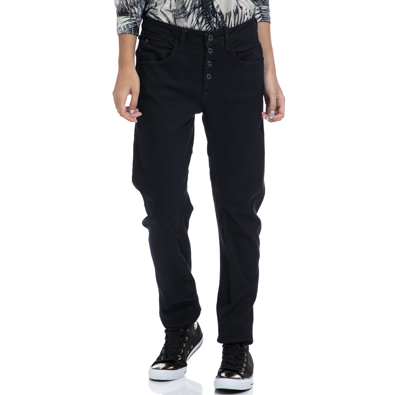 G-STAR RAW - Γυναικείο παντελόνι G-STAR RAW μαύρο γυναικεία ρούχα τζίν boyfriend
