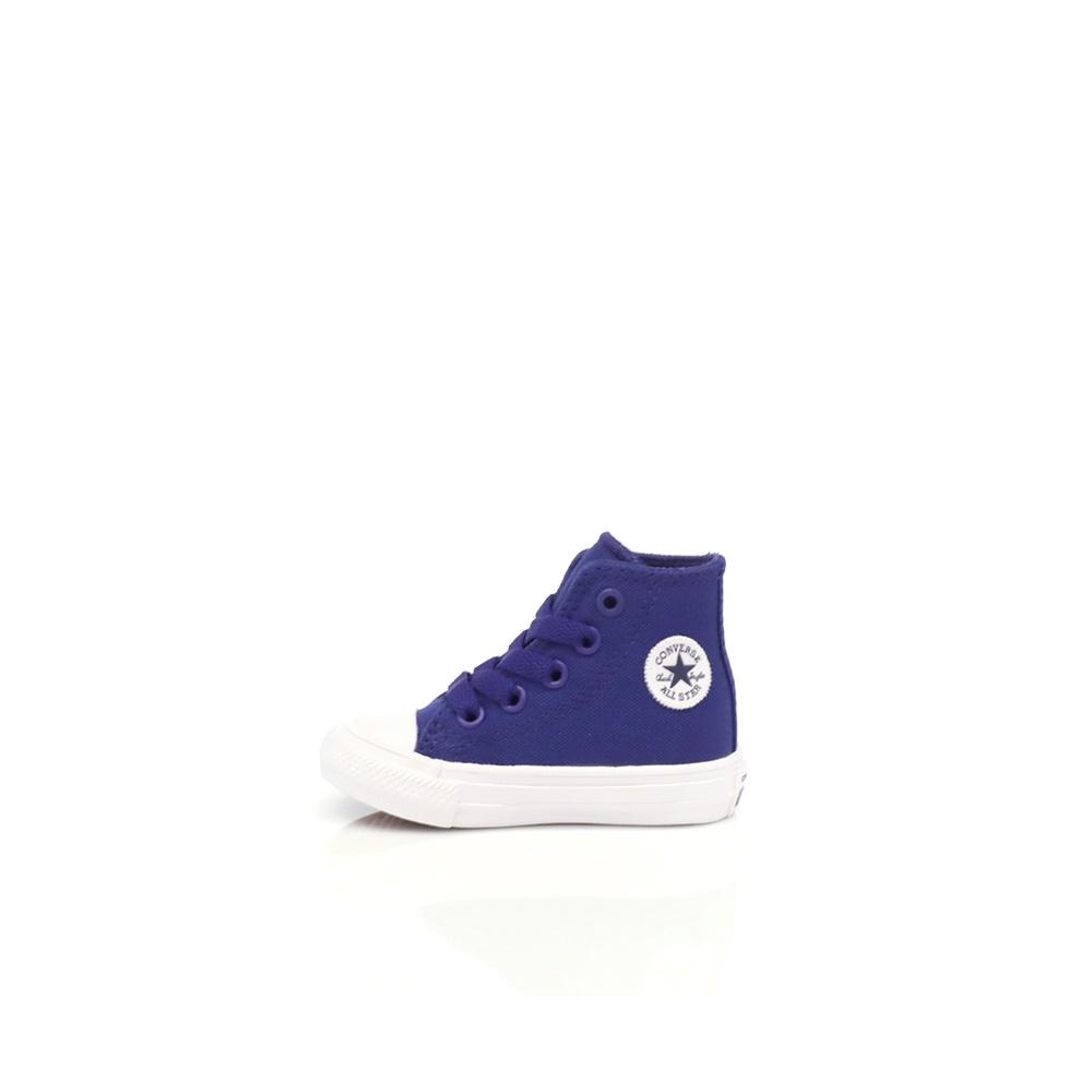 CONVERSE - Βρεφικά παπούτσια Chuck Taylor All Star II Hi μπλ...