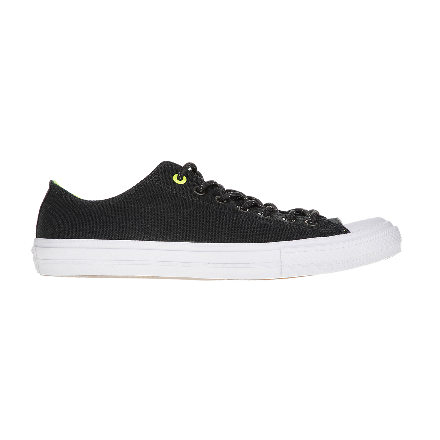 -30% Factory Outlet CONVERSE – Ανδρικά παπούτσια Chuck Taylor All Star II  Ox σκούρο γκρι 5154da3744d
