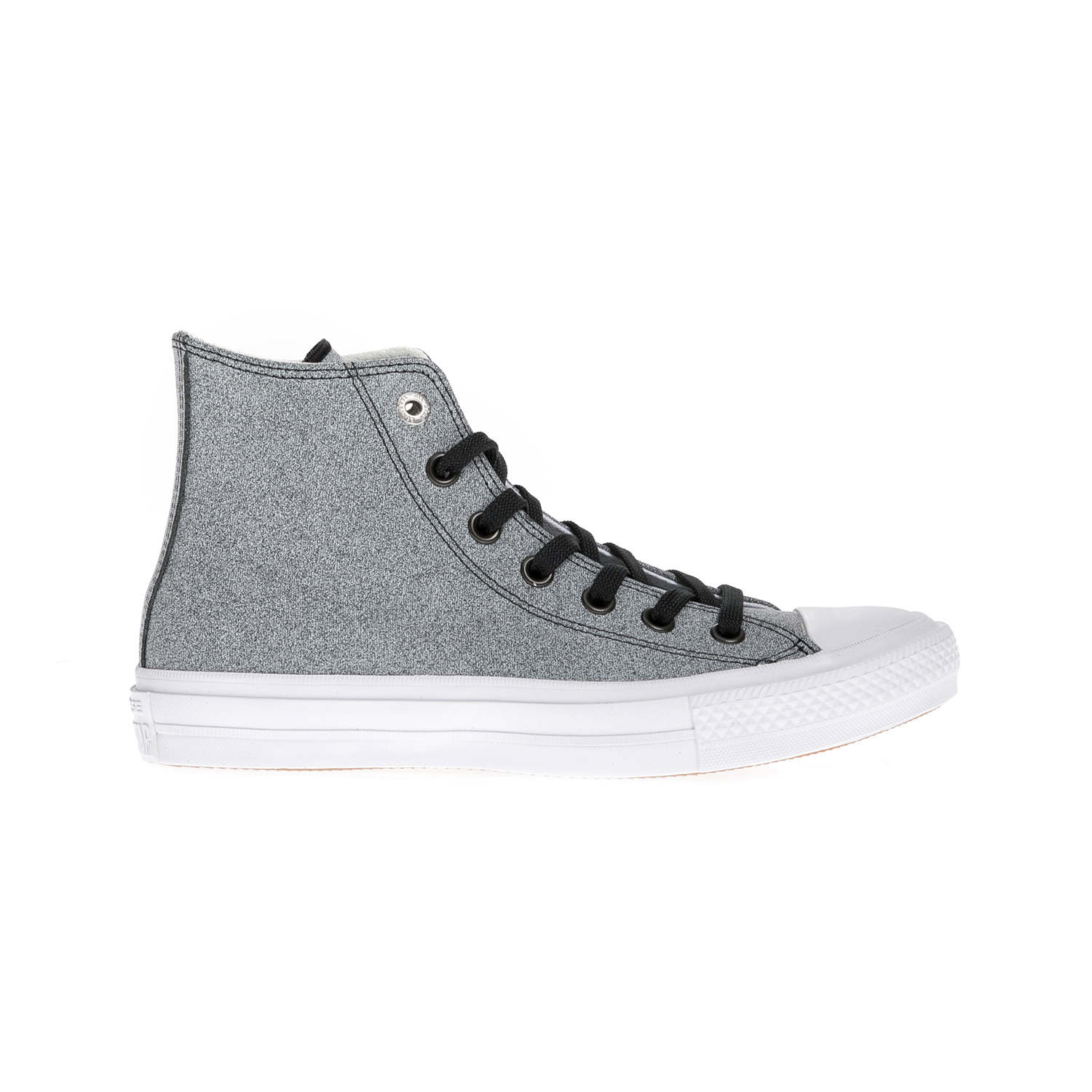 993ec64d5e5 CONVERSE - Unisex μποτάκια Chuck Taylor All Star II Hi γκρι ...