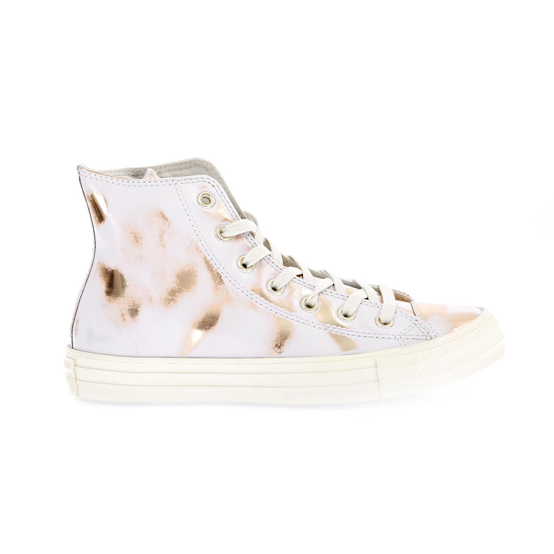 CONVERSE – Γυναικεία παπούτσια Chuck Taylor All Star Brush Of λευκά 44d9cc53f52