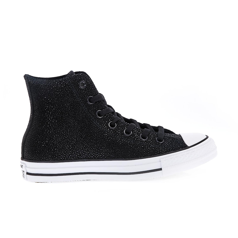 CONVERSE - Γυναικεία παπούτσια Chuck Taylor All Star Hi μαύρα - IFY ... 12983dcb5e6