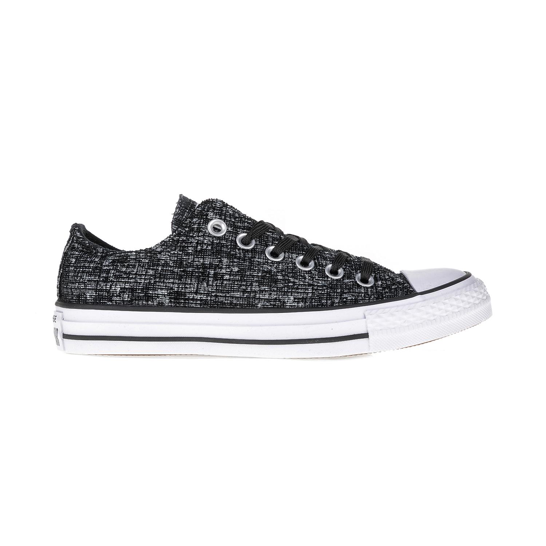 CONVERSE – Γυναικεία αθλητικά παπούτσια Chuck Taylor All Star Ox μαύρα-λευκά