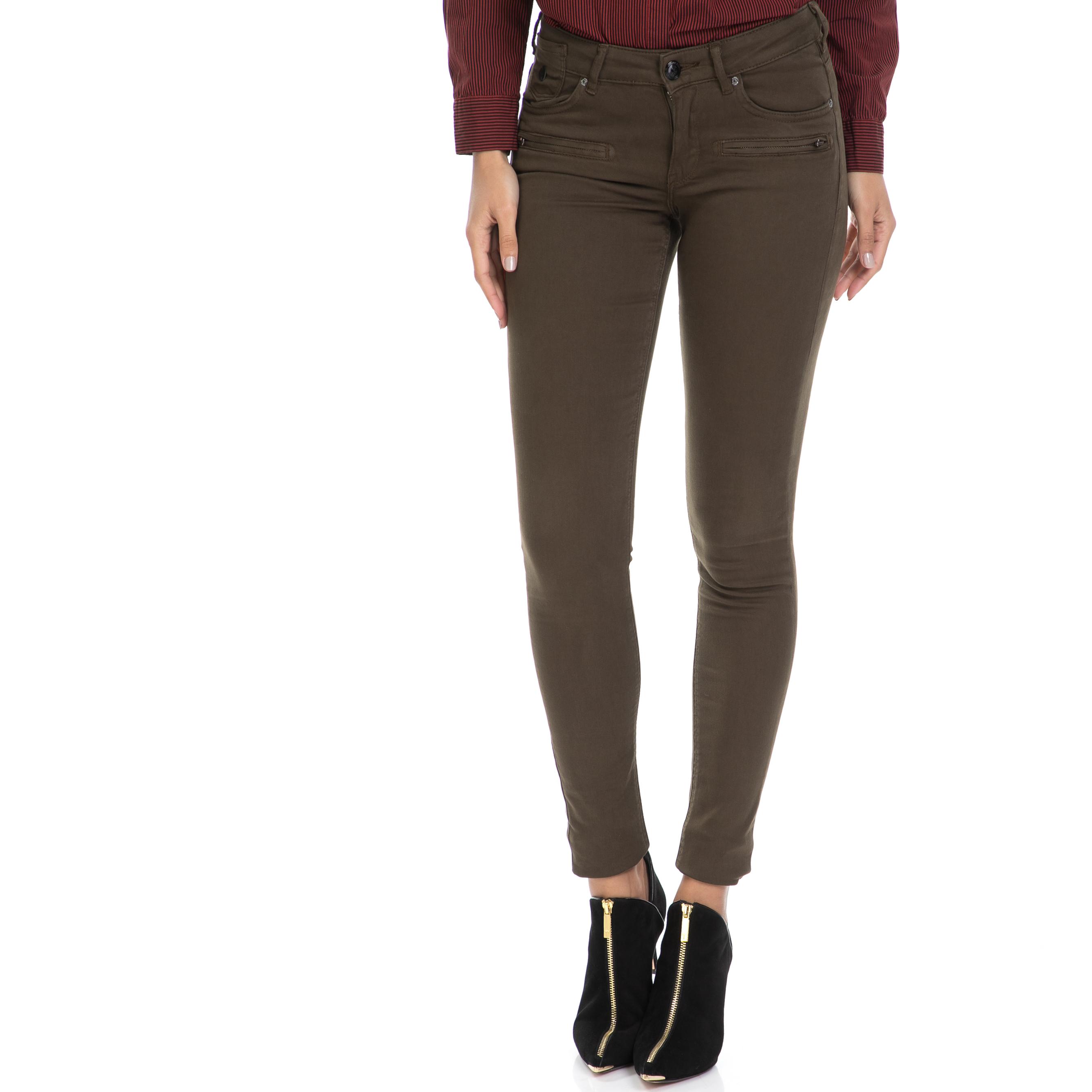SCOTCH   SODA – Γυναικείο τζιν παντελόνι La Parisienne Zip – La Luna SCOTCH    SODA 3ffb6a40d32