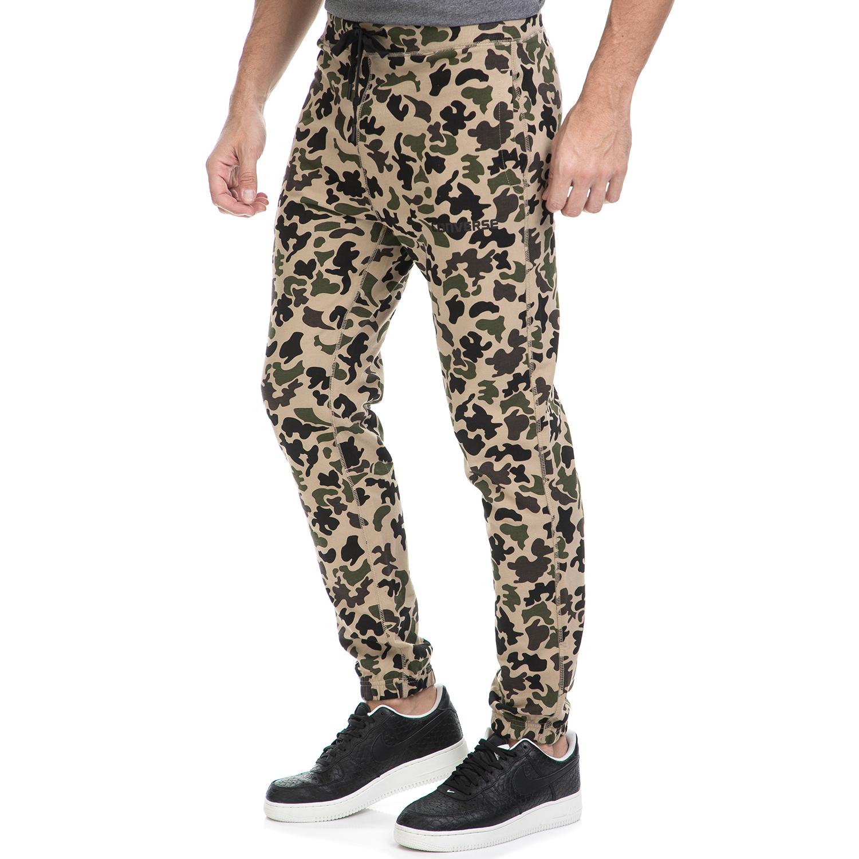 8d71cf52f732 CONVERSE - Aνδρικό παντελόνι φόρμας Converse Camo Pant παραλλαγή ...