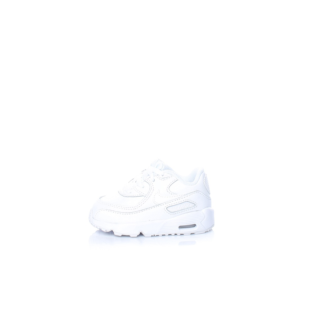 NIKE – Βρεφικά παπούτσια Nike Air Max 90 Leather λευκά