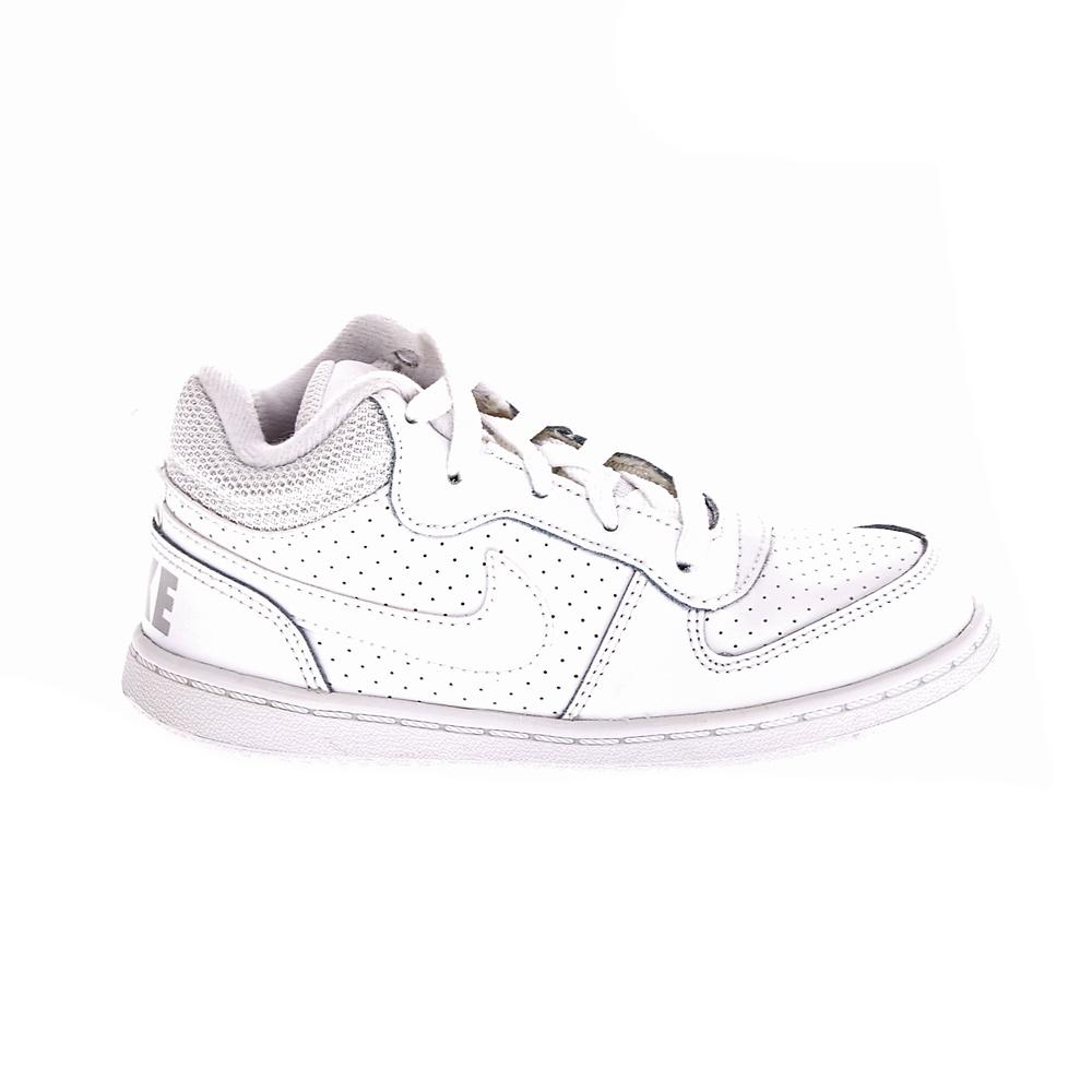NIKE – Βρεφικά αθλητικά παπούτσια NIKE RECREATION MID (TD) λευκά