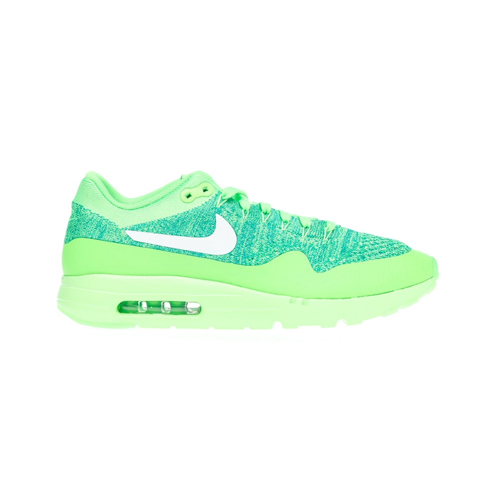 NIKE – Ανδρικά αθλητικά παπούτσια NIKE AIR MAX 1 ULTRA FLYKNIT πράσινα