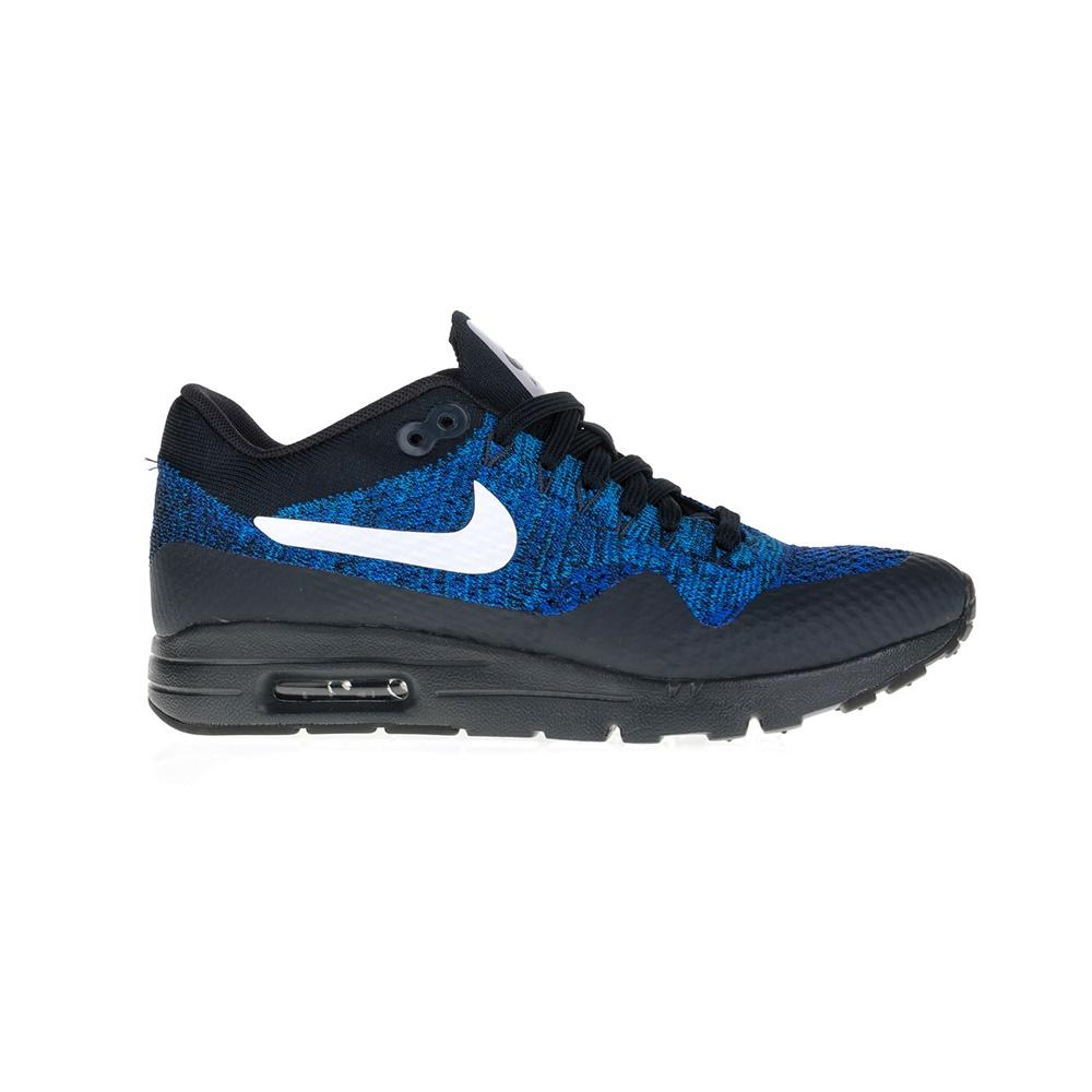 NIKE – Γυναικεία παπούτσια AIR MAX 1 ULTRA FLYKNIT μπλε-μαύρα