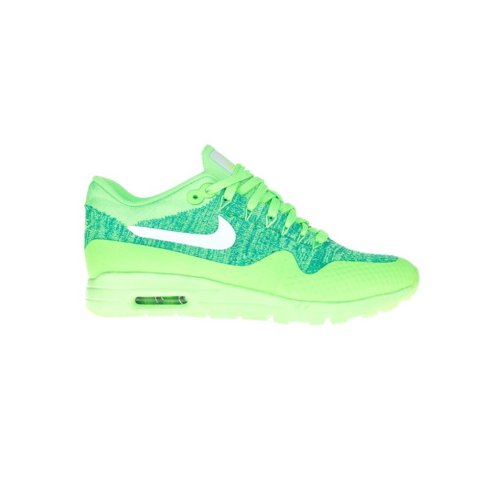 NIKE - Γυναικεία παπούτσια NIKE AIR MAX 1 ULTRA FLYKNIT πράσινα ... d5b9e86ae8e
