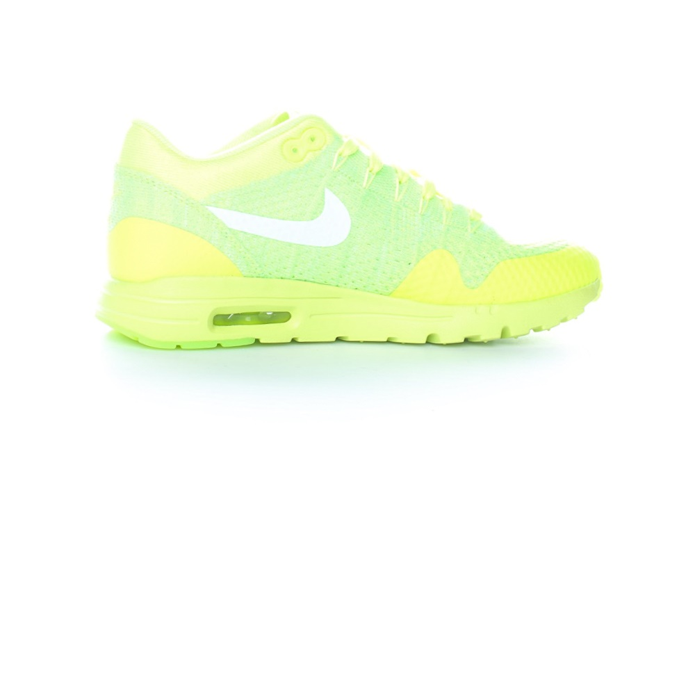 NIKE – Γυναικεία αθλητικά παπούτσια Nike AIR MAX 1 ULTRA FLYKNIT κίτρινα