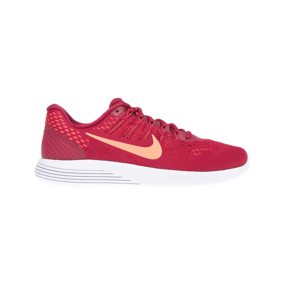 NIKE – Γυναικεία παπούτσια NIKE LUNARGLIDE 8 κόκκινα