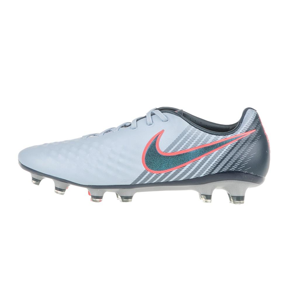 half off ac7de b30e8 NIKE – Ανδρικά ποδοσφαιρικά παπούτσια NIKE MAGISTA OPUS II FG γαλάζια