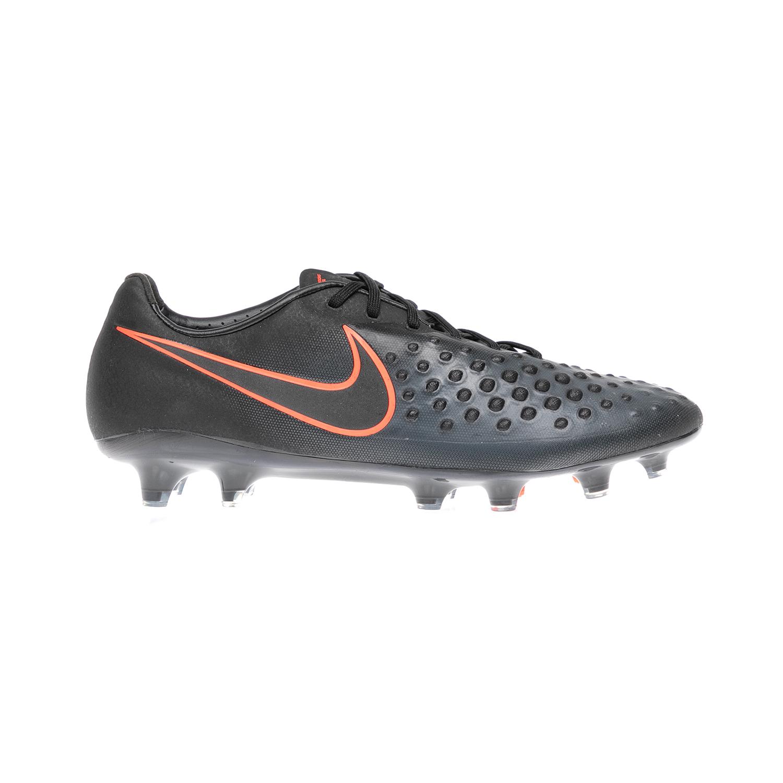cecd1b0af9 NIKE - Αντρικά παπούτσια NIKE… Factory Outlet. Αντρικά ποδοσφαιρικά  παπούτσια NIKE σε μαύρο χρώμα με πορτοκαλί λεπτομέρειες.