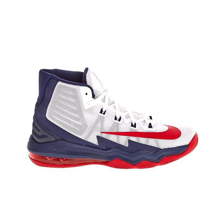 f1960373eb2 NIKE. Αντρικά αθλητικά παπούτσια μπάσκετ NIKE AIR MAX AUDACITY 2016