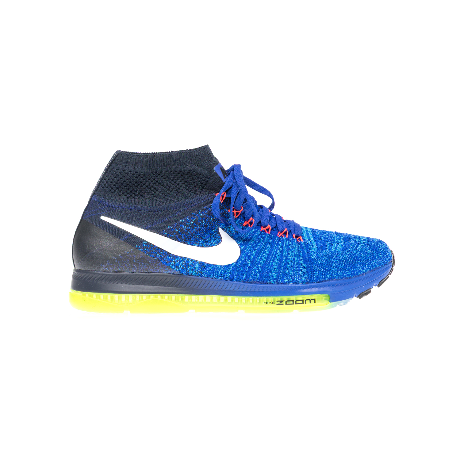 NIKE – Αντρικά αθλητικά παπούτσια NIKE ZOOM ALL OUT FLYKNIT μπλε