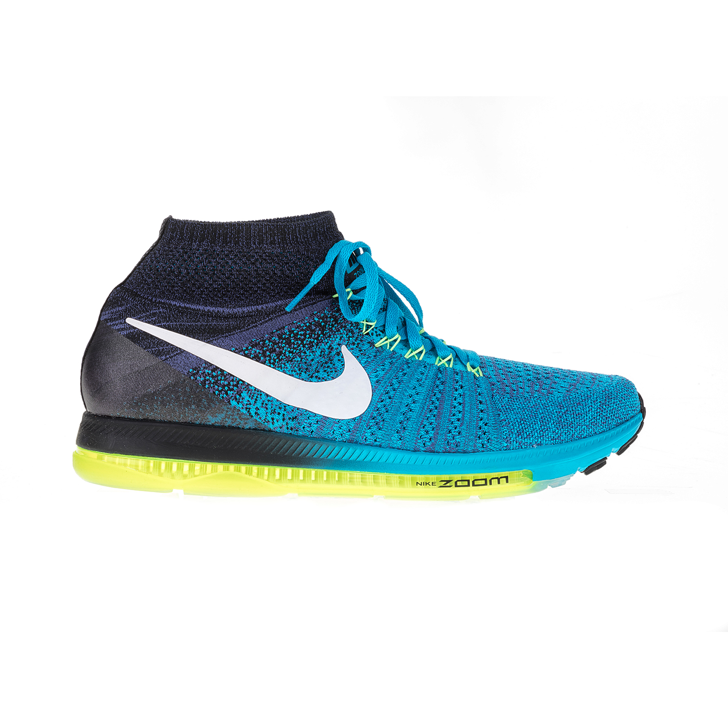 NIKE – Ανδρικά αθλητικά παπούτσια NIKE ZOOM ALL OUT FLYKNIT μπλε