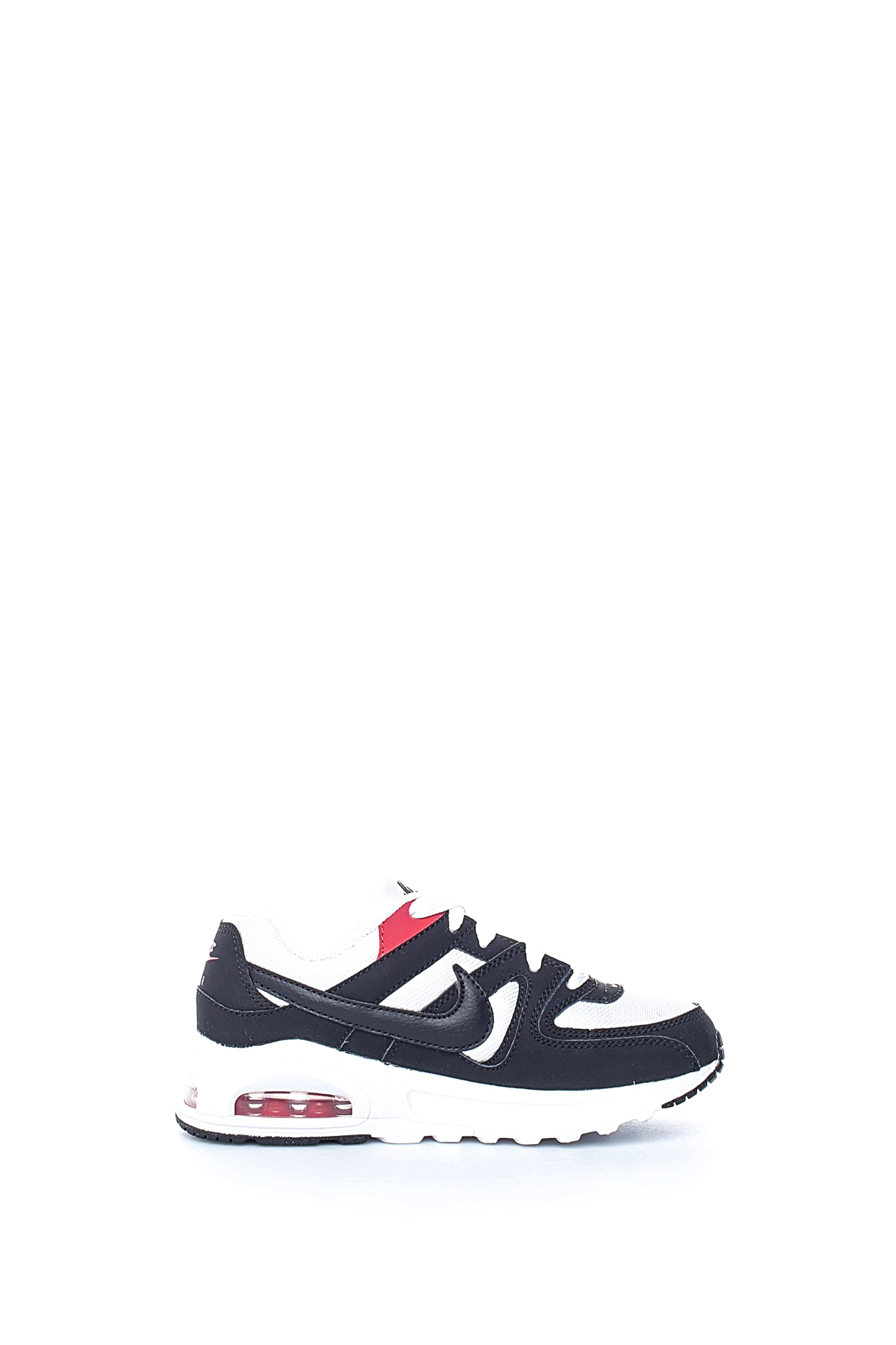 NIKE – Παιδικά αθλητικά παπούτσια Nike AIR MAX COMMAND FLEX (PS) μαύρα – άσπρα