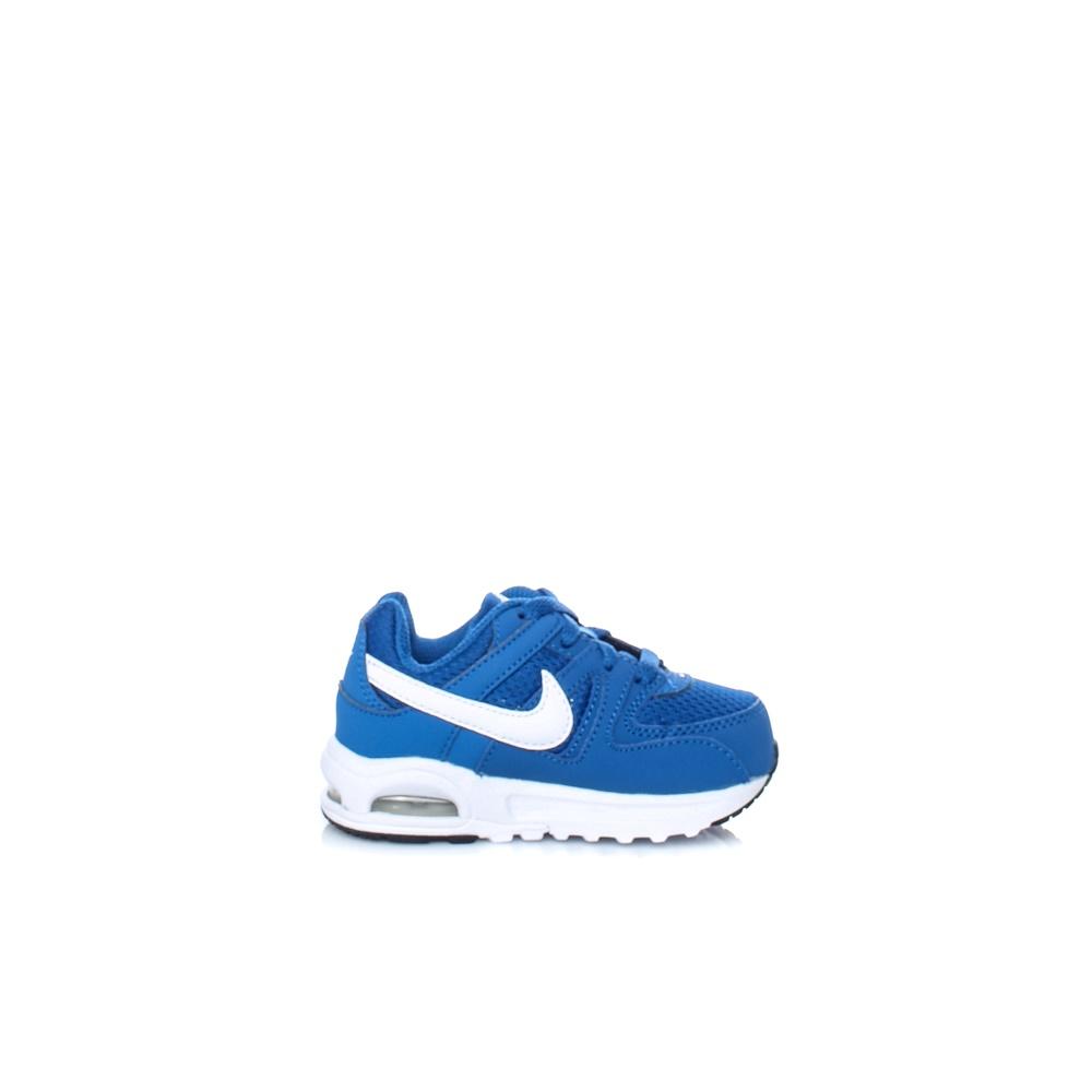 NIKE - Βρεφικά αθλητικά παπούτσια Nike AIR MAX COMMAND FLEX (TD) μπλε παιδικά baby παπούτσια αθλητικά