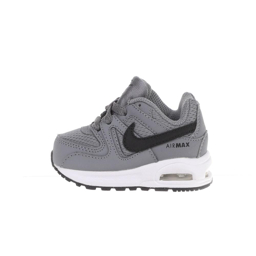 NIKE – Βρεφικά αθλητικά παπούτσια NIKE AIR MAX COMMAND FLEX (TD) γκρι