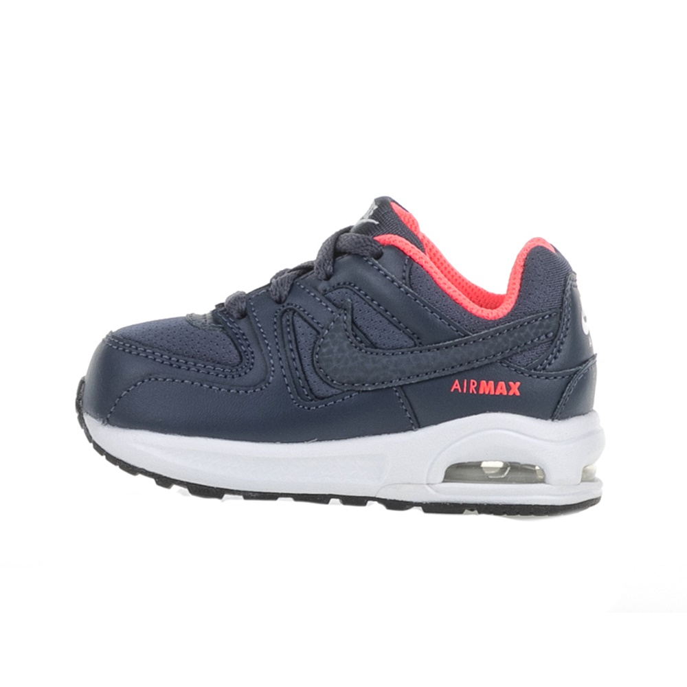 NIKE – Βρεφικά αθλητικά παπούτσια NIKE AIR MAX COMMAND FLEX (TD) μπλε