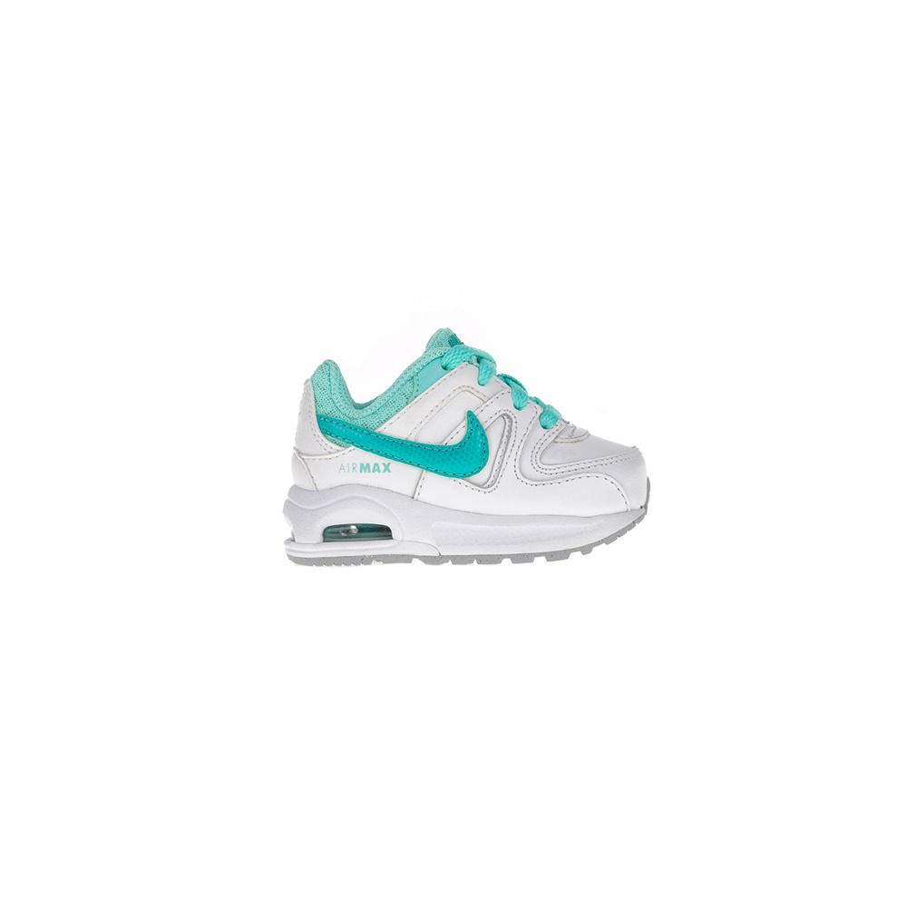 NIKE – Βρεφικά αθλητικά παπούτσια Nike AIR MAX COMMAND FLEX LTR TD λευκά – πράσινα