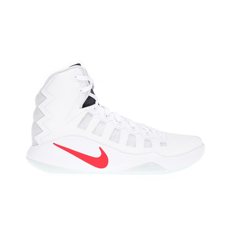 NIKE – Αντρικά παπούτσια NIKE HYPERDUNK 2016 άσπρα