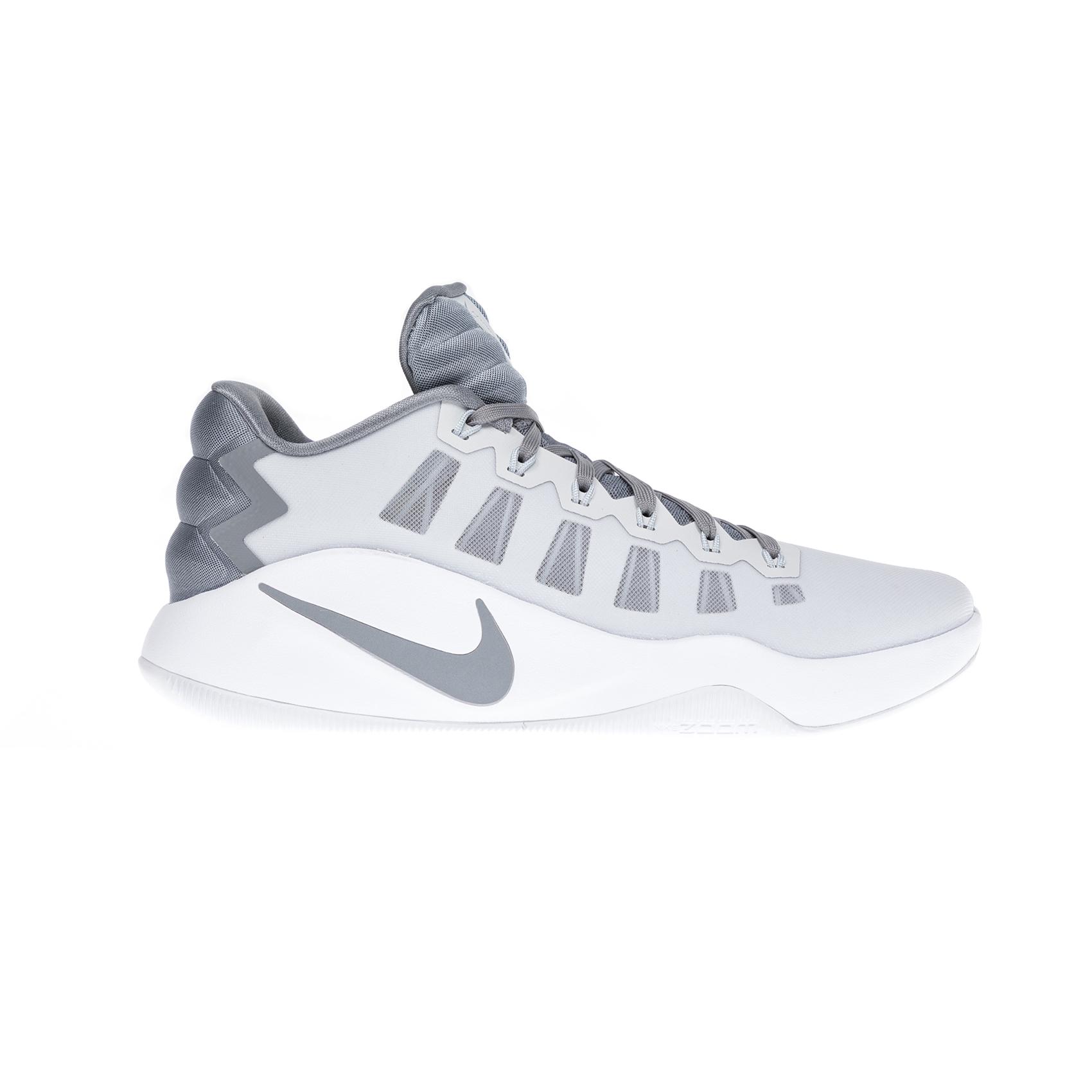 NIKE – Ανδρικά παπούτσια NIKE HYPERDUNK 2016 LOW άσπρα