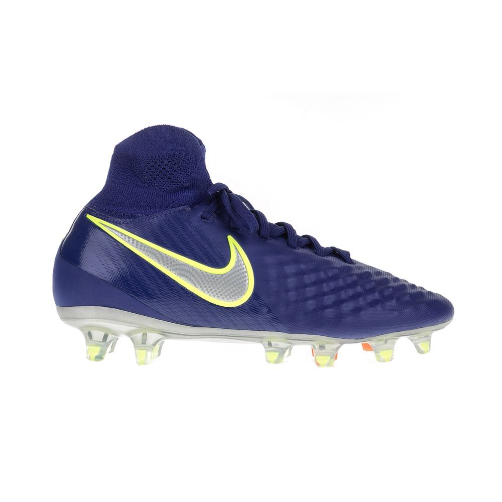 NIKE - Unisex παιδικά παπούτσια ποδοσφαίρου Nike JR MAGISTA OBRA II FG μπλε παιδικά boys παπούτσια αθλητικά