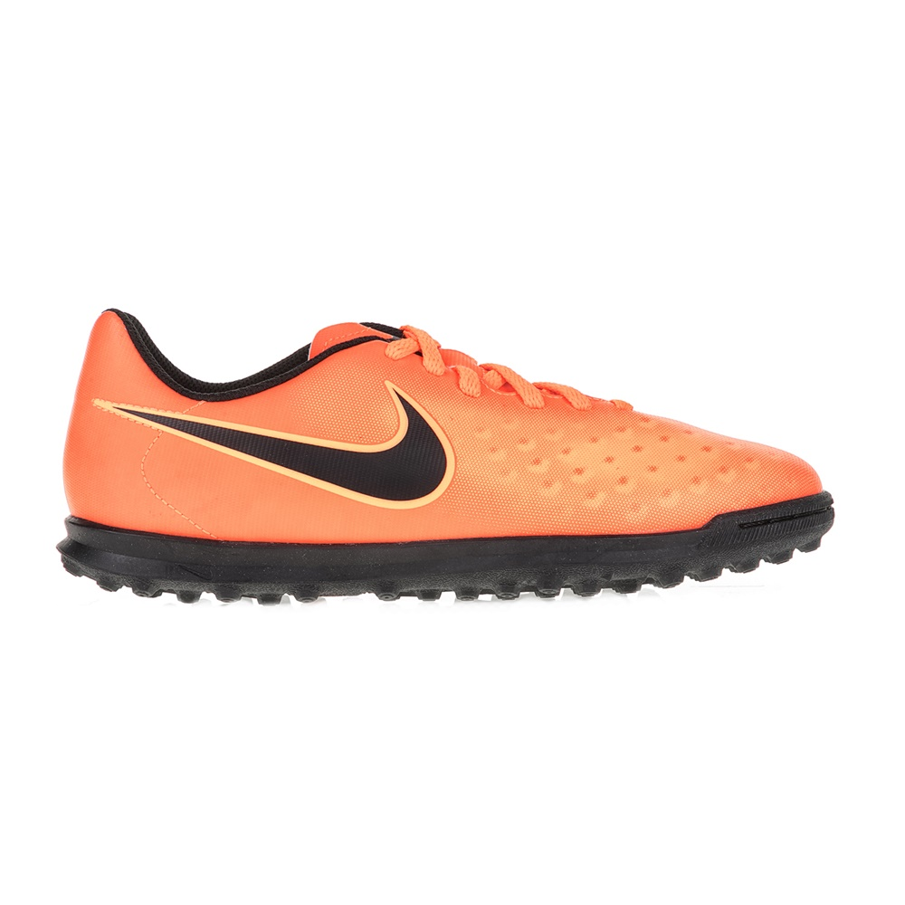 NIKE - Παιδικά παπούτσια ποδοσφαίρου JR MAGISTAX OLA II TF πορτοκαλί παιδικά boys παπούτσια αθλητικά