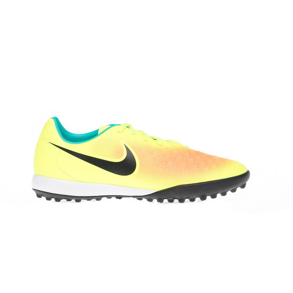 NIKE – Ανδρικά παπούτσια NIKE MAGISTAX ONDA II TF κίτρινα