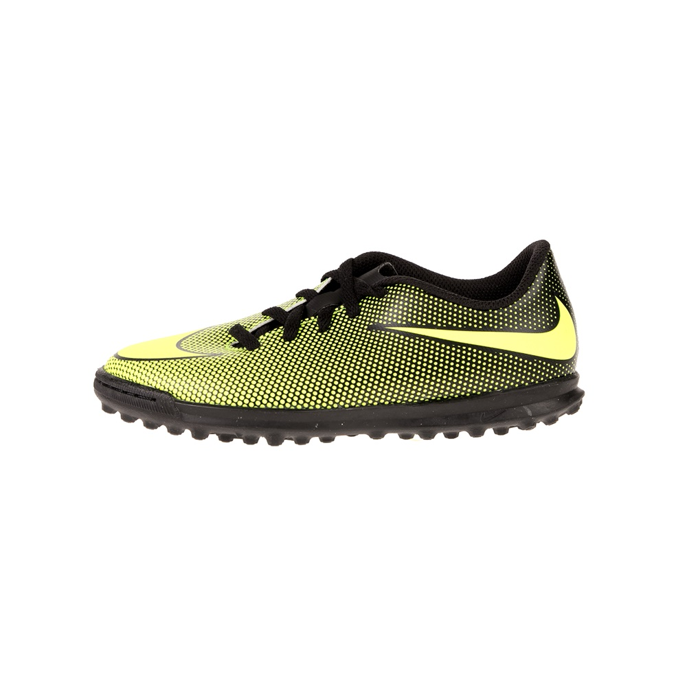 NIKE – Παιδικά παπούτσια NIKE BRAVATA II TF κίτρινα