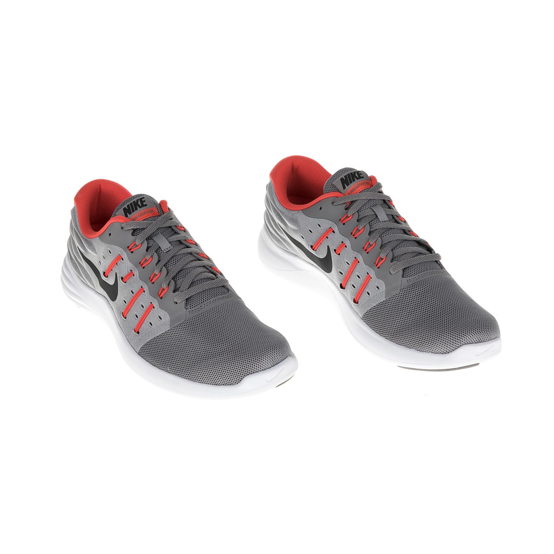 NIKE - Ανδρικά αθλητικά παπούτσια NIKE LUNARSTELOS γκρι-κόκκινα, Ανδρικά  παπούτσια τρεξίματος, ΑΝΔΡΑΣ | ΠΑΠΟΥΤΣΙΑ | ΤΡΕΞΙΜΑΤΟΣ
