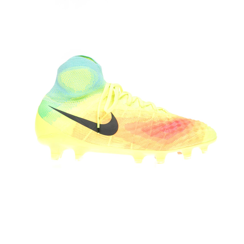 NIKE – Αντρικά παπούτσια NIKE MAGISTA OBRA II FG κίτρινα