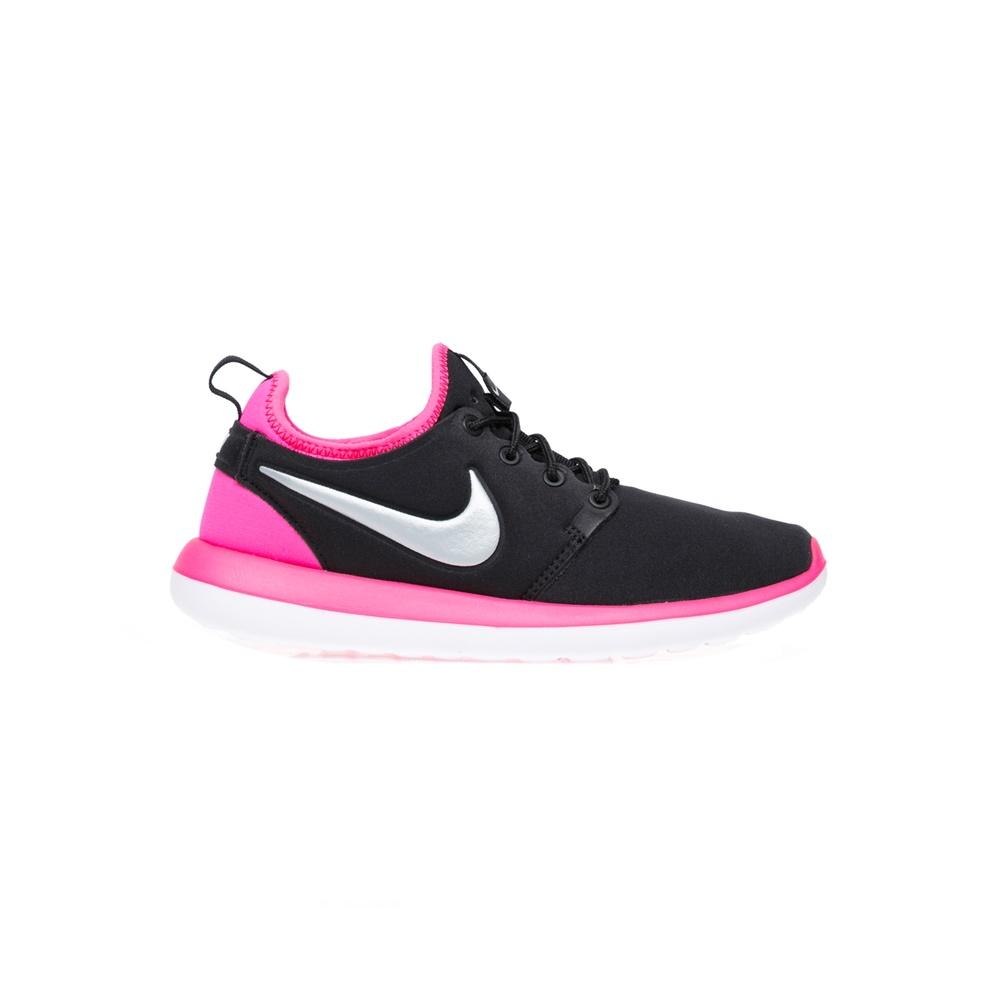NIKE – Παιδικά αθλητικά παπούτσια NIKE ROSHE TWO μαύρα