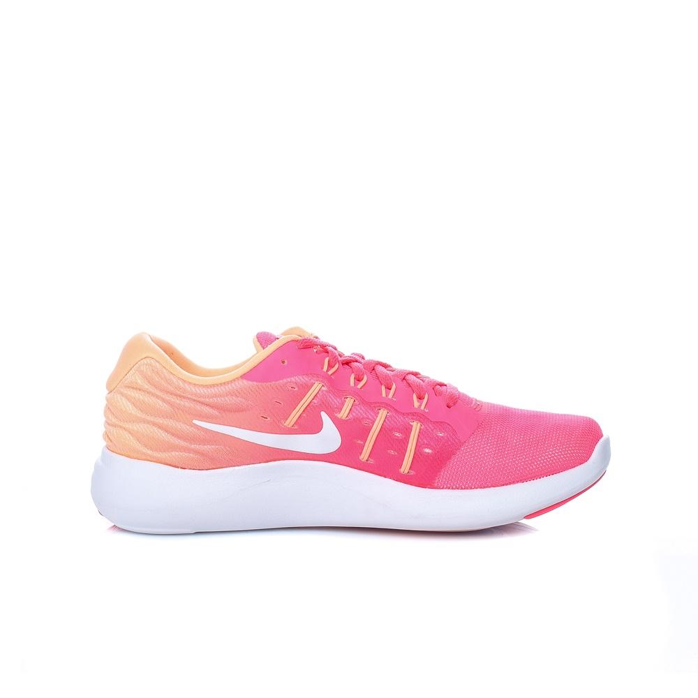 71239826fe3 NIKE – Γυναικεία αθλητικά παπούτσια Nike LUNARSTELOS ροζ -πορτοκαλί
