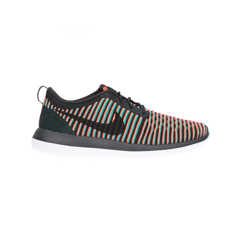 NIKE – Ανδρικά αθλητικά παπούτσια NIKE ROSHE TWO FLYKNIT πολύχρωμα